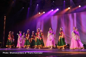 AKKA dancers