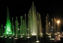 Musical Fountains, KRS