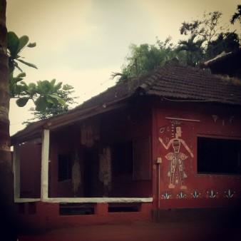 ನೀನಾಸಂ ಕಛೇರಿ - ಶ್ರದ್ಧ ನೆಲಮಂಗಲ ತೆಗೆದ ಚಿತ್ರ